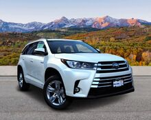 2019_Toyota_Highlander_Hybrid Limited_ Trinidad CO