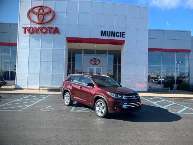 2019 Toyota Highlander Hybrid Limited V6 AWD Muncie IN