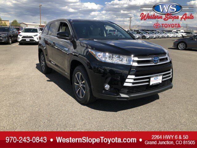 2019 Toyota Highlander Hybrid XLE Grand Junction CO