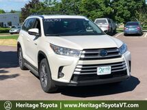 2019 Toyota Highlander Hybrid XLE South Burlington VT