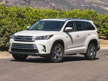 2019_Toyota_Highlander_Hybrid XLE_ South Lake Tahoe CA