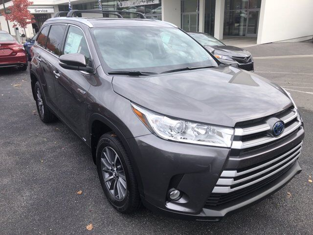 2019 Toyota Highlander Hybrid XLE State College PA