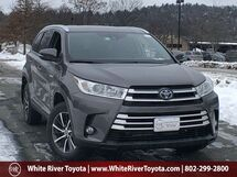 2019 Toyota Highlander Hybrid XLE White River Junction VT