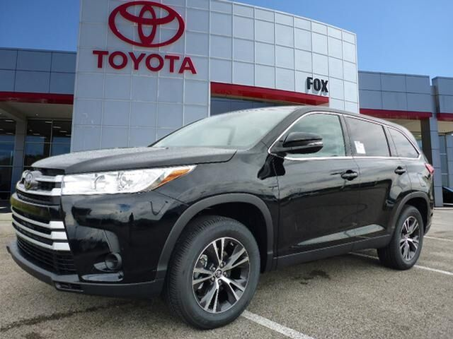 2019 Toyota Highlander LE Clinton TN