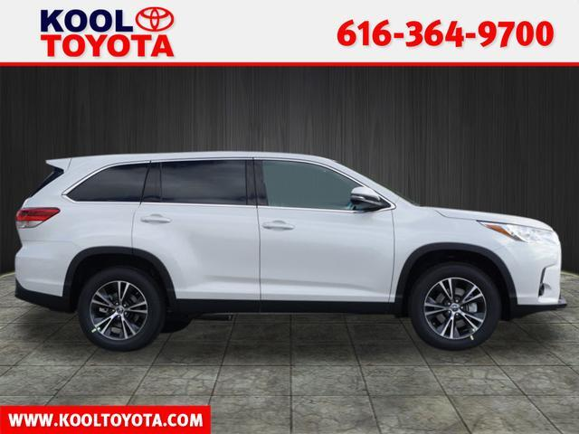 2019 Toyota Highlander LE Grand Rapids MI