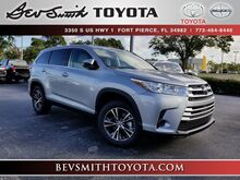 2019_Toyota_Highlander_LE I4_ Fort Pierce FL