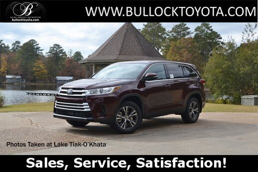 2019 Toyota Highlander LE Louisville MS