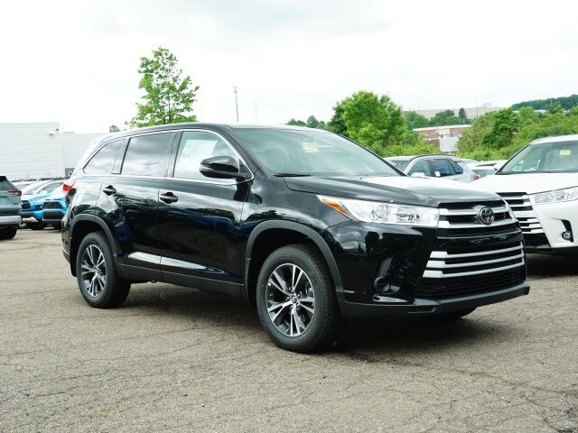 2019 Toyota Highlander LE Cranberry Twp PA