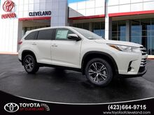 2019_Toyota_Highlander_LE_ Chattanooga TN
