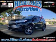 2019 Toyota Highlander LE Miami Lakes FL