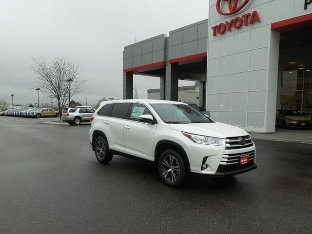 2019 Toyota Highlander LE PLUS Pocatello ID