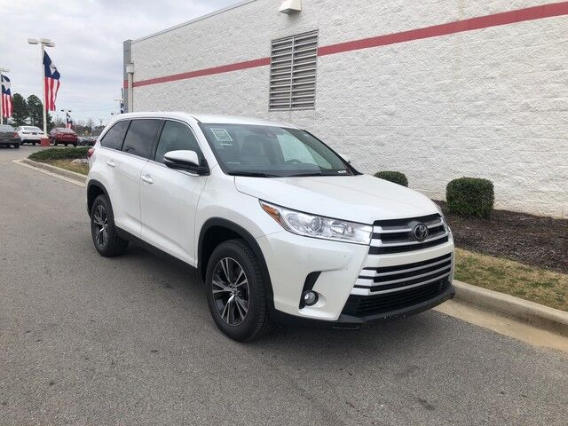 2019 Toyota Highlander LE PLUS V6 FWD Decatur AL