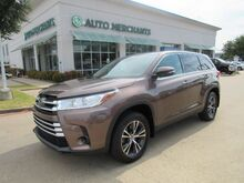 2019_Toyota_Highlander_LE Plus AWD V6 CLOTH SEATS, BACKUP CAMERA, 3RD ROW SEATING, CLIMATE CONTROL, BLUETOOTH CONNECTIVITY_ Plano TX