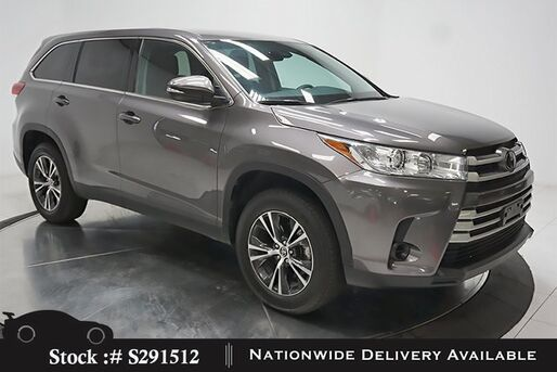 2019_Toyota_Highlander_LE Plus BACK-UP CAMERA,18IN WHLS,3RD ROW_ Plano TX