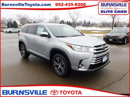 2019_Toyota_Highlander_LE Plus_ Burnsville MN