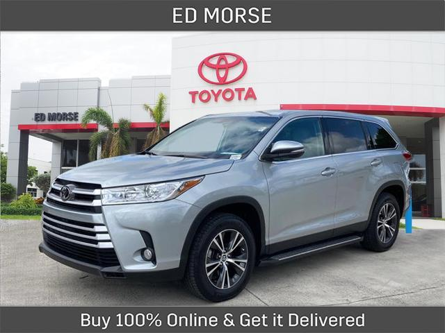 2019 Toyota Highlander LE Plus Delray Beach FL