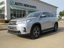 2019_Toyota_Highlander_LE Plus FWD V6 3rd Row Seat, USB Port, Back-Up Camera, Bluetooth Connection, Climate Control,Keyless_ Plano TX