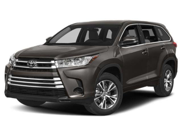 2019 Toyota Highlander LE Plus Hattiesburg MS