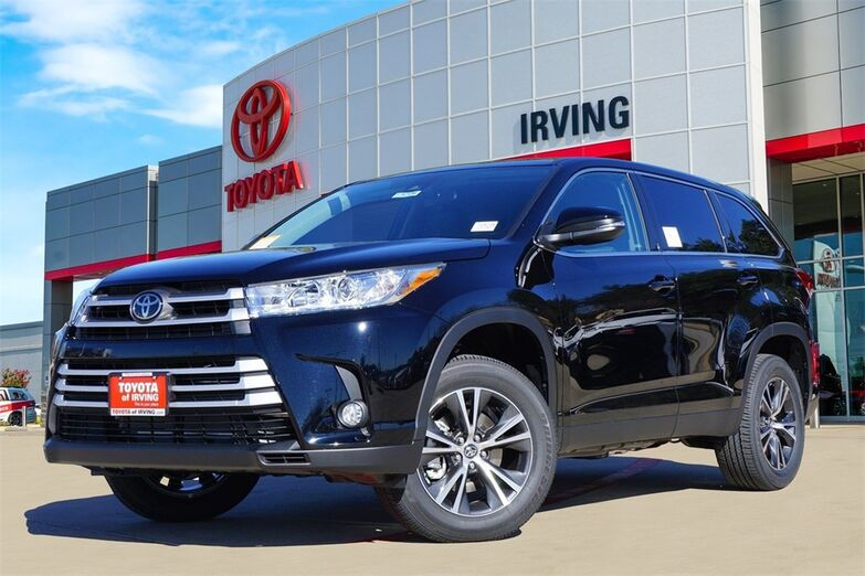 2019 Toyota Highlander LE Plus Irving TX