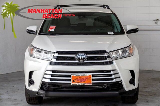 2019 Toyota Highlander LE Plus Manhattan Beach CA