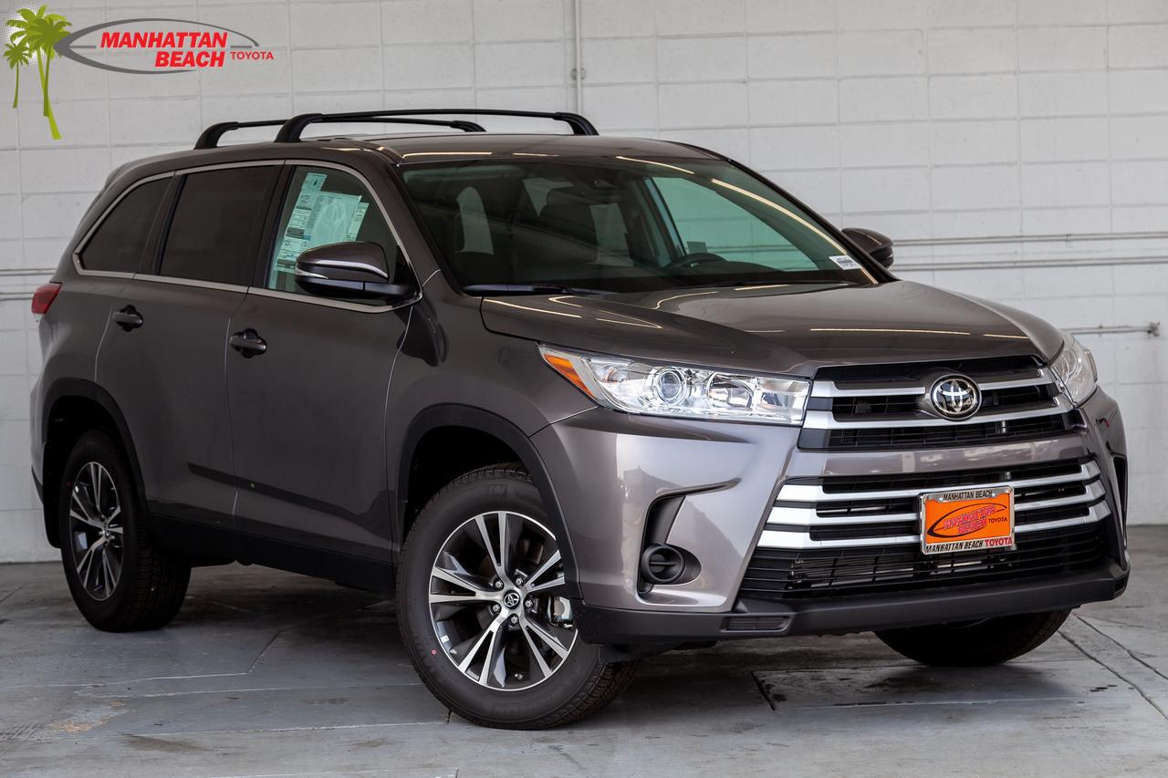 2019 Toyota Highlander Le Plus Manhattan Beach Ca 26719309