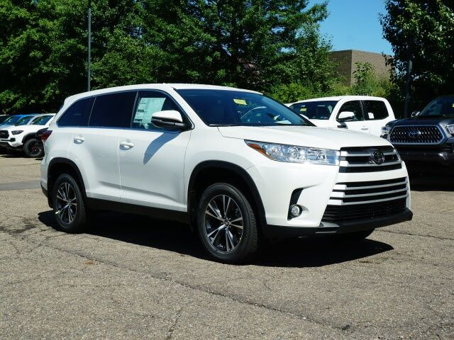2019 Toyota Highlander LE Plus Cranberry Twp PA