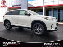 2019_Toyota_Highlander_LE Plus_ Chattanooga TN