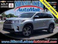 2019 Toyota Highlander LE Plus Miami Lakes FL