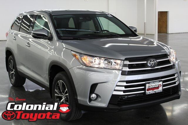 2019 Toyota Highlander LE Plus Milford CT