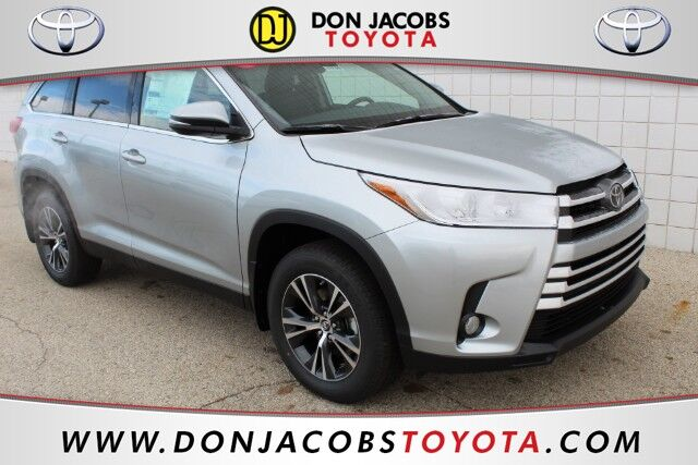 2019 Toyota Highlander LE Plus Milwaukee WI