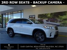 2019_Toyota_Highlander_LE Plus_ Raleigh NC