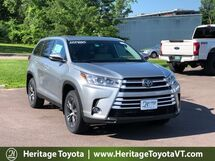 2019 Toyota Highlander LE Plus South Burlington VT