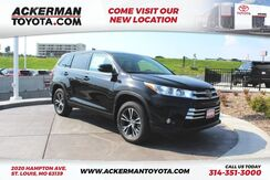 2019_Toyota_Highlander_LE Plus_ St. Louis MO