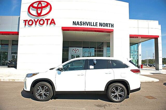 2019 Toyota Highlander LE Plus V6 AWD Nashville TN
