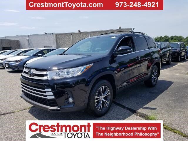 2019 Toyota Highlander LE Plus V6 AWD Pompton Plains NJ