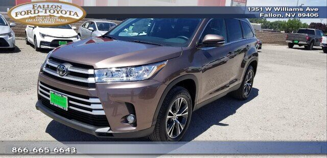 2019 Toyota Highlander LE Plus V6