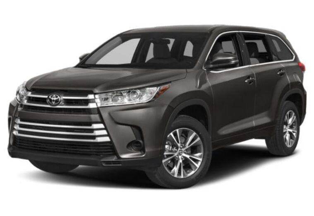2019 Toyota Highlander LE Plus Vacaville CA