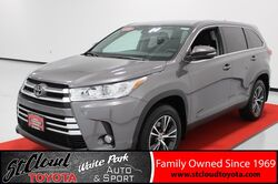 2019_Toyota_Highlander_LE Plus_ St. Cloud MN