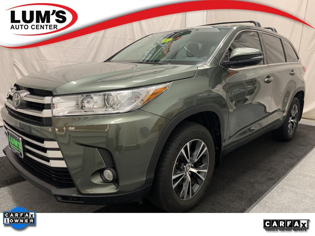 2019 Toyota Highlander LE Plus Warrenton OR