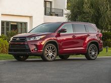 2019_Toyota_Highlander_LE_ South Lake Tahoe CA