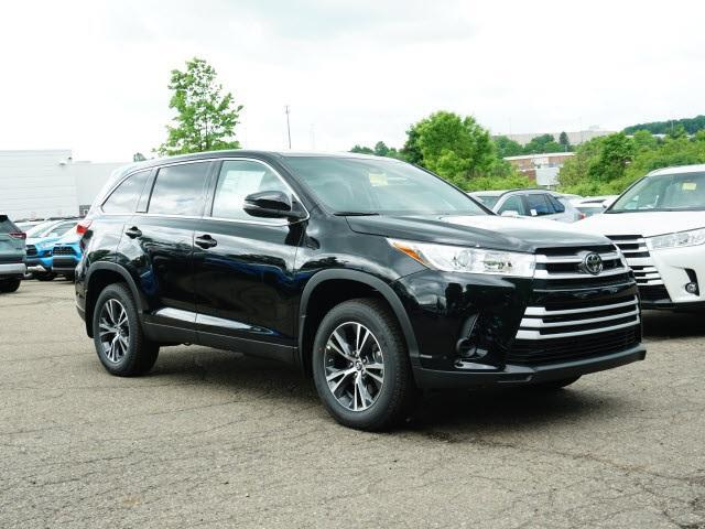 2019 Toyota Highlander LE V6 AWD Cranberry Twp PA