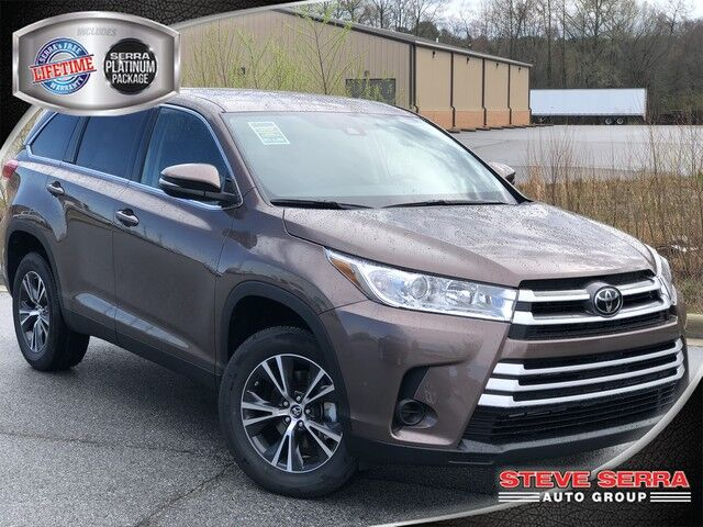 2019 Toyota Highlander LE V6 FWD Decatur AL