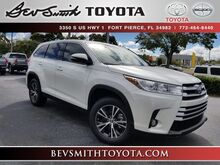 2019_Toyota_Highlander_LE V6_ Fort Pierce FL