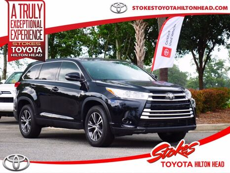 2019_Toyota_Highlander_LE_ Aiken SC