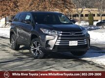 2019 Toyota Highlander LE White River Junction VT