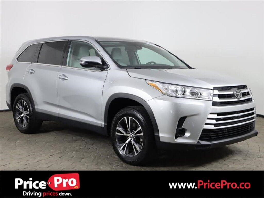 2019 Toyota Highlander LE w/Adaptive Cruise/3rd Row Seating Maumee OH