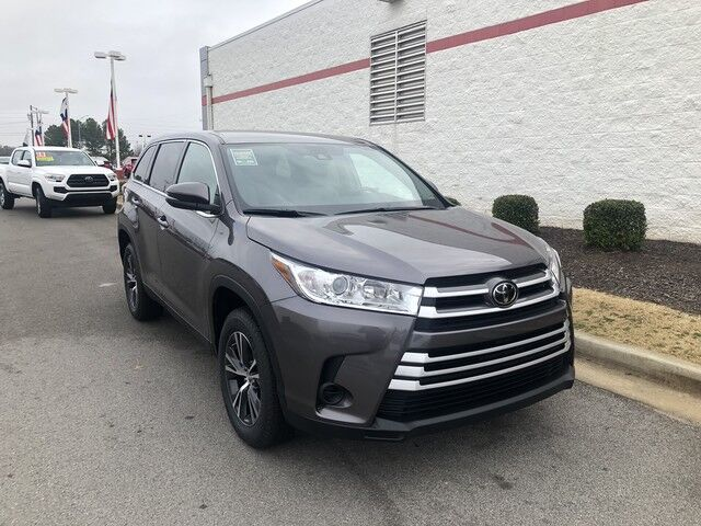 2019 Toyota Highlander LIMITED PLATINUM V6 AWD Decatur AL