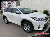 2019 Toyota Highlander LIMITED V6 AWD-I