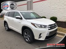 2019 Toyota Highlander LTD PLT V6 AWD-I