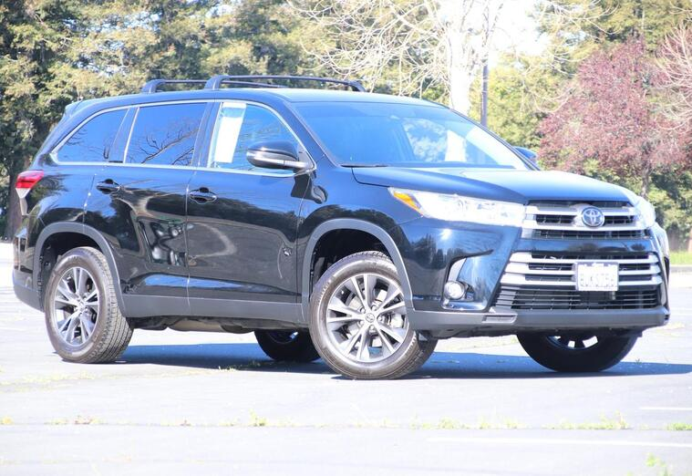 2019 Toyota Highlander Le Plus Sport Utility Vacaville CA